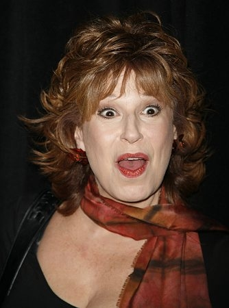 joy behar insane